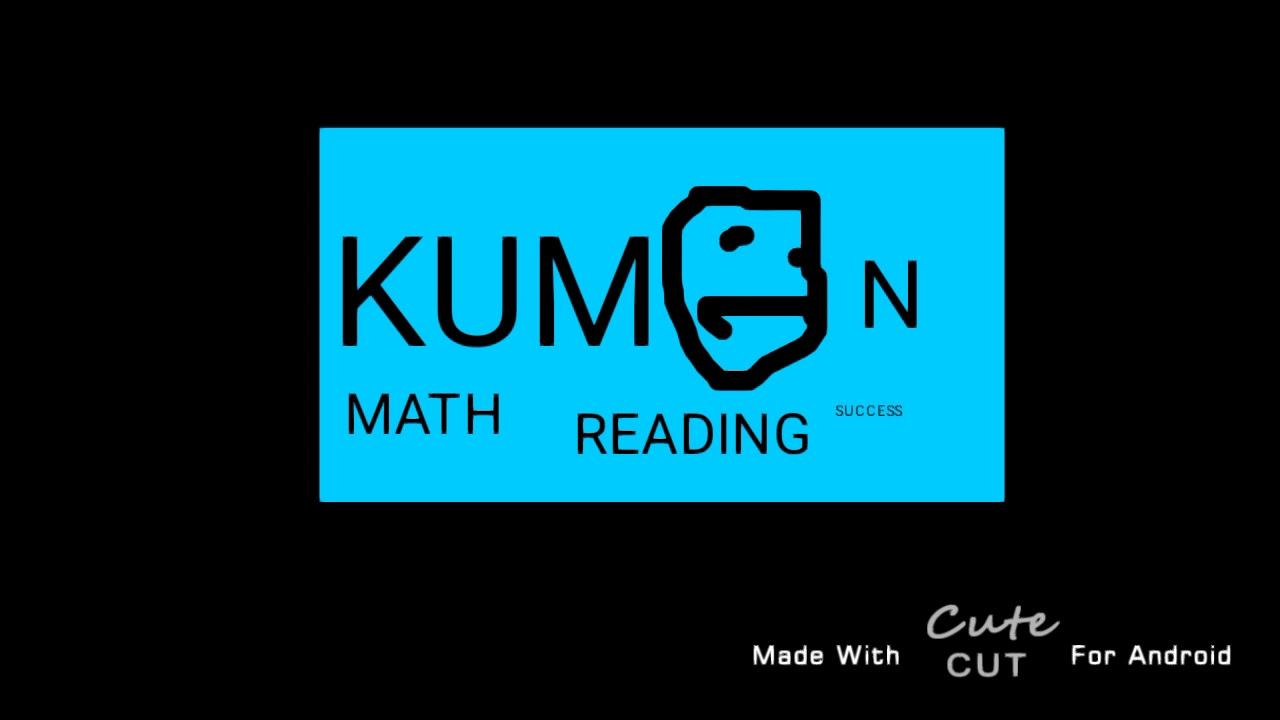 KUMON MATH. READING. SUCCESS. LOGO - YouTube