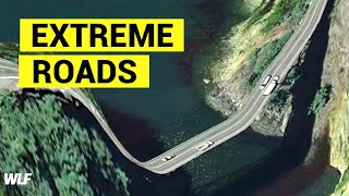 10 Most Dangerous Roads In The World!
