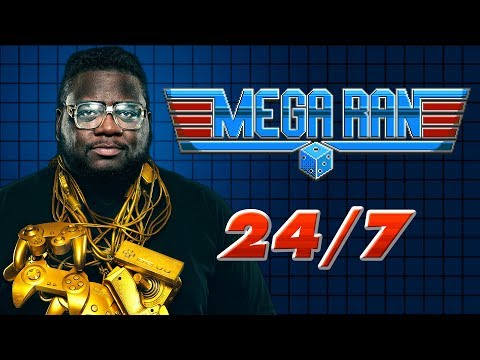 Mega Ran 24/7 ~ Streaming Hip Hop and Nerdcore Rap