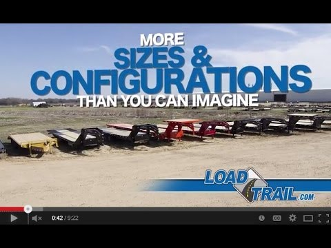 Gooseneck Trailers By Load Trail