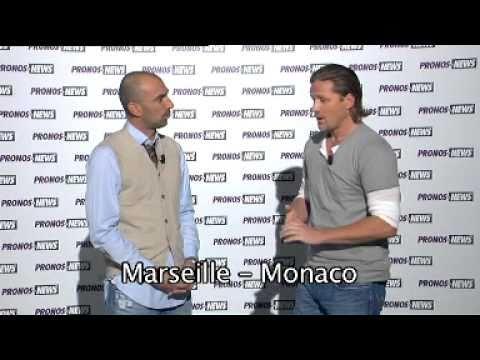 Marseille vs Monaco - Ligue 1 - Le 12/09 - 21H00