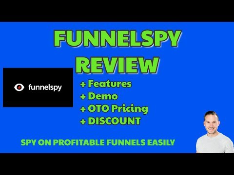 FunnelSpy Review | Discount | Demo | View product OTO offers and replicate PROFITABLE funnel thumbnail