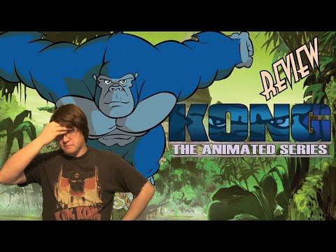 25. Kong: The Animated Series (2000 - 2001) KING KONG REVIEWS