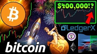 Bitcoin STILL Going PARABOLIC! $400k ????Target!? The BEST News for Crypto Yet!?