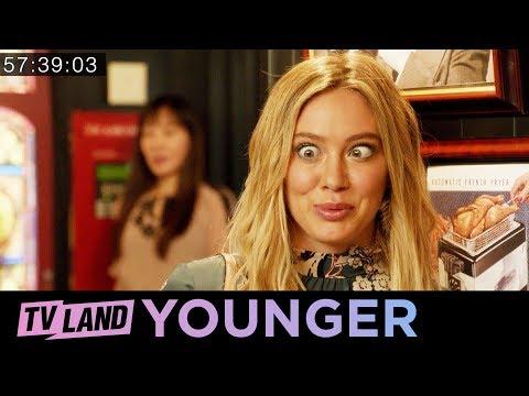 Younger Bloopers 😂 Scene & Heard (Mashup)   TV Land