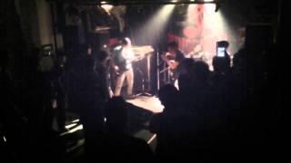Reproach Tour @ King Cobra, Osaka Nov. 2 2012