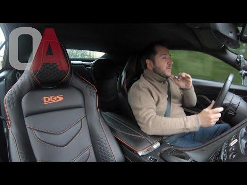 ★ Aston Martin DBS Superleggera Volante • First Drive (Option Auto)