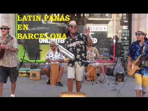 Musicos callejeros del Mundo ( LATIN PANAS )