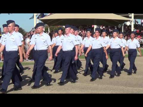 Airforce BMT Graduation 24 February 2017