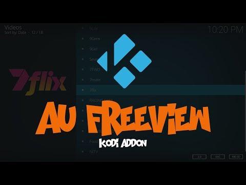 Australia Freeview KODI Add-on