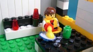 Лего мультик 5 Тайное становится явным