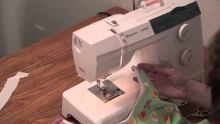 Brindille & Twig Tank Top Romper Sew-A-Long Part 3