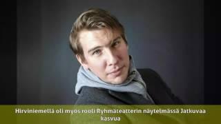 Aku Hirviniemi - Näyttelijänura