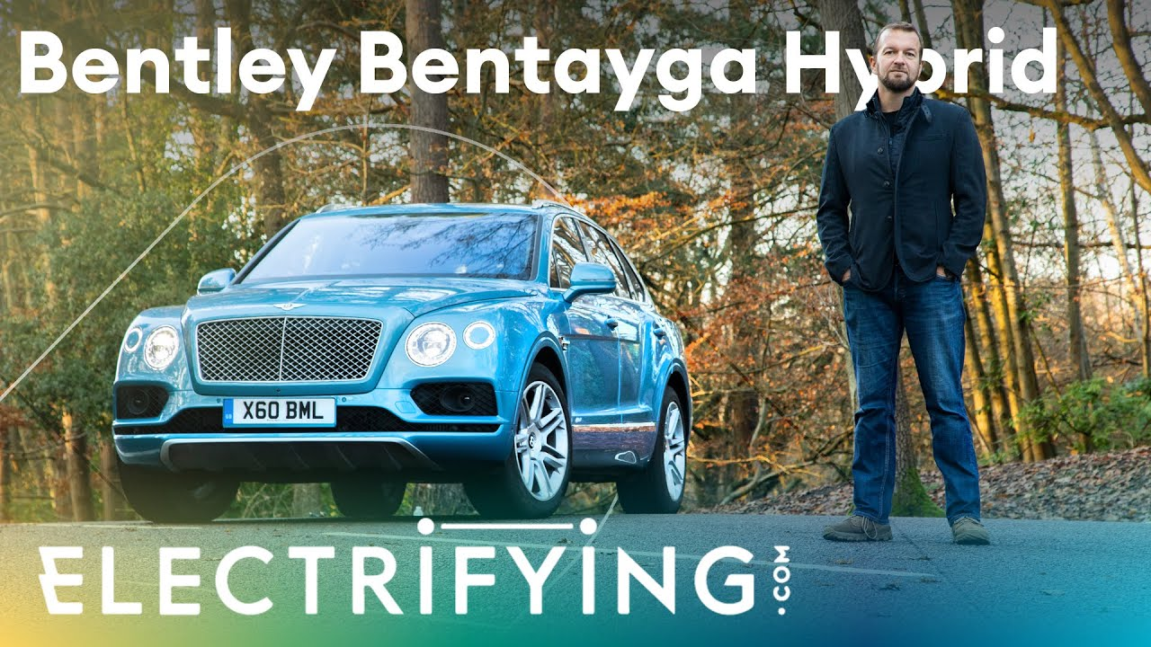 Bentley Bentayga Hybrid SUV: In-depth review with Tom Ford / Electrifying