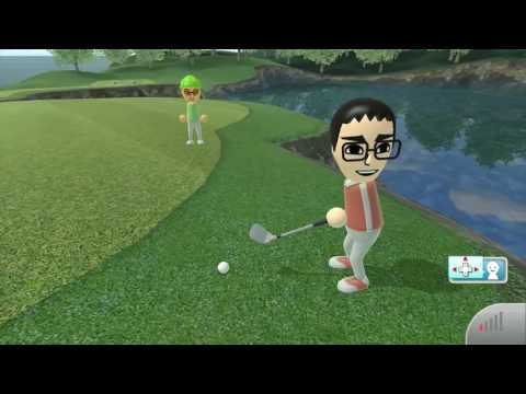 Wii Sports Club Golf: Online Game
