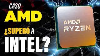 ¿Cómo Superó AMD a Intel?   Caso AMD
