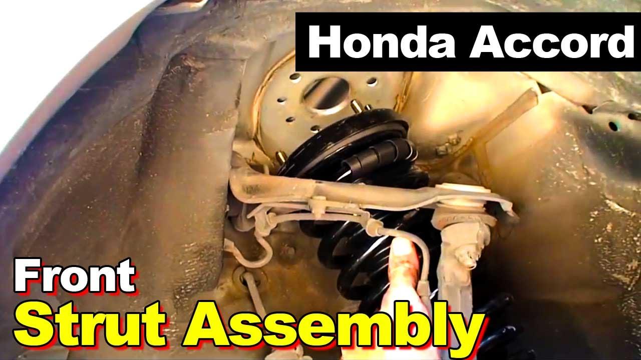 1999 Honda Accord Front Strut Assembly