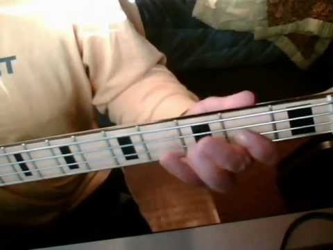 Crystal Blue Persuasion Bass Cover Youtube