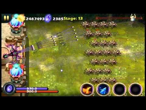 Magic Defender Demo Video