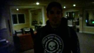 SOULFLY - Greetings from Marc Rizzo - March 2007 (OFFICIAL BEHIND THE SCENES)