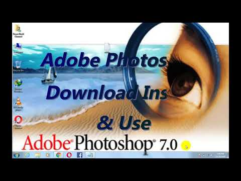 How To Download And Install Adobe Photoshop 7.0 Free For Life Time With Key In Shaan Bhatti