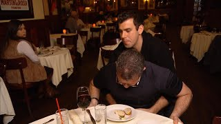 Fireman Out to Dinner Saves Another Diner From Choking