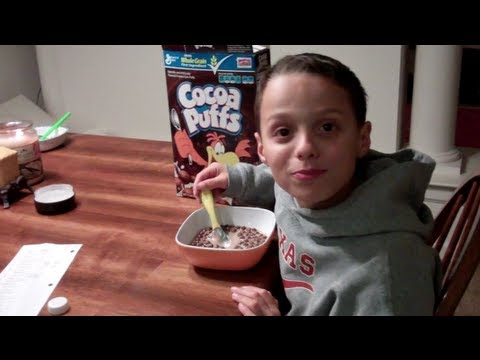 Cuckoo for Cocoa Puffs! (WK 96.7)