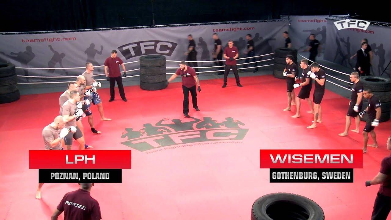 Download Fight 1 of the TFC Event 1 LPH (Poznan, Poland) vs Wisemen (Gothenburg, Sweden)