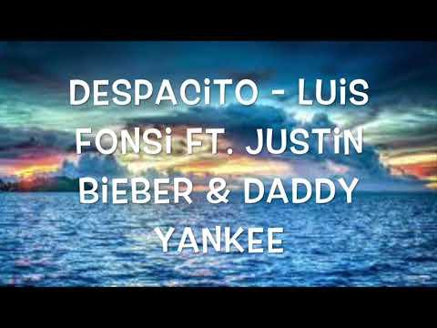 Reverse Version of Despacito - Luis Fonsi ft. Justin Bieber & Daddy Yankee