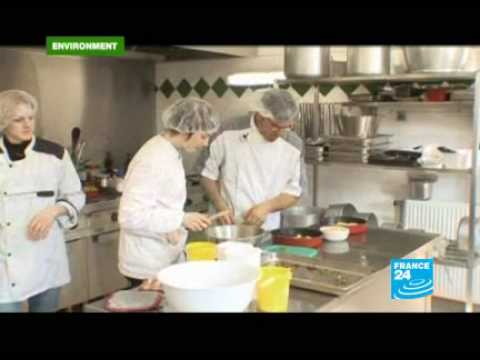 Organic cooking: not that easy !