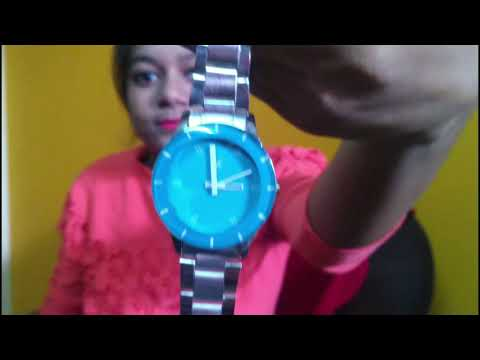 Fastrack NG6078SM01 Analog Watch For Women Ll Unboxing II Club Factory