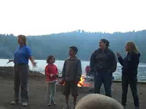 Black Socks - YMCA Family Campfire Song