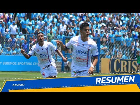 Sporting Cristal 3 vs Melgar 1 Descentralizado Abril 22 2012. from YouTube · Duration:  1 minutes 36 seconds