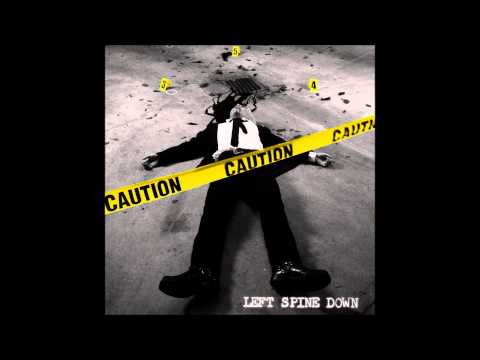 Left Spine Down - Overdriven
