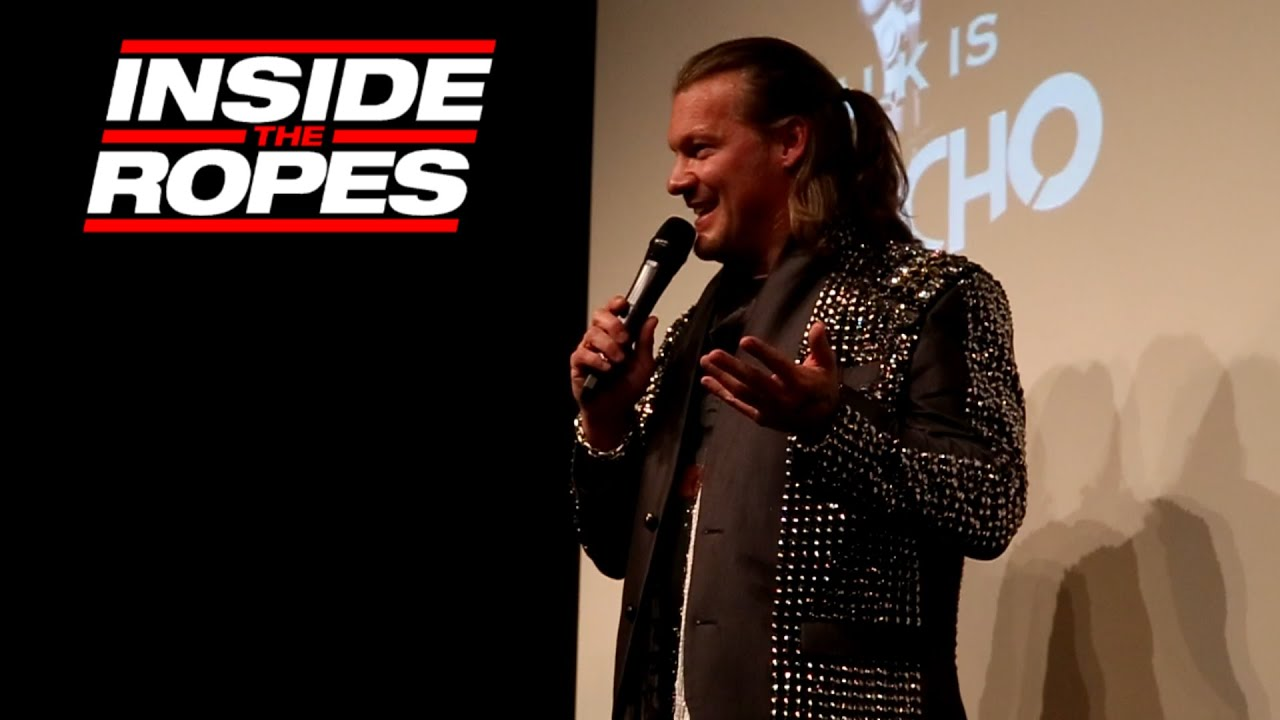 Chris Jericho Tells Funny Story About Winning The Undisputed Championship