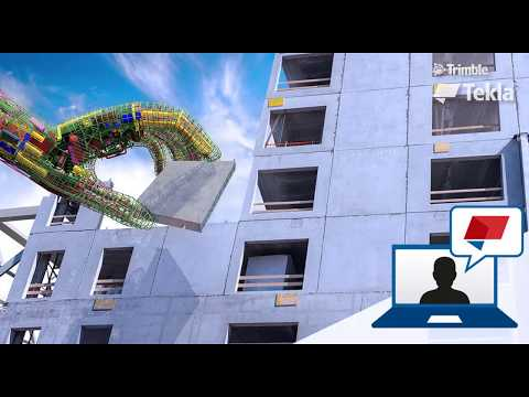 The BIM for Precast - Tekla in 45 minutes
