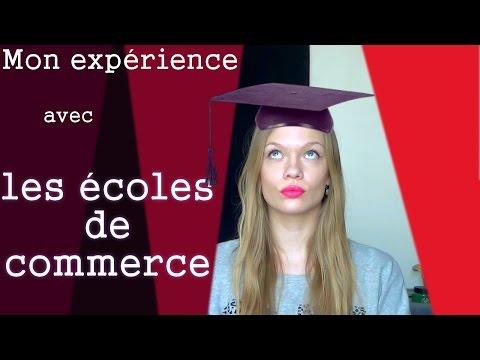 Les écoles de commerce | Mon expérience
