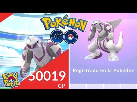 PRIMERAS INCURSIONES  Y REGISTRO DE PALKIA! ¿EMPEZAMOS CON UNO BUENO? [Pokémon GO-davidpetit] thumbnail