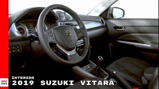 2019 Suzuki Vitara Interior