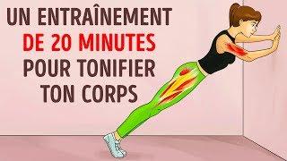 8 Exercices Simples Pour Avoir un Corps Parfait en 30 Jours
