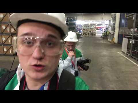 Как в России делают французские тачки - репортаж с завода PSMA