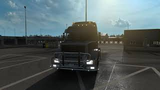 Details & Download From http://www.modhub.us/euro-truck-simulator-2-mods/zil-5423-1-2-5/     Standalone truck registered with a ZIL dealer  One 4x2 chassis One cab 13 engines Its interior Your sound Its wheels Added to the orders of the agencies Added to the gallery Support for DLC Cabin Accessories  The engines are fully configured, detailed torque curves, engine braking speed and power mode, engine sounds from Robinicus, reduced fuel consumption (you can press the trigger until it stops, consumption at high speeds on average 17-23 liters per 100 km).  All transmissions have a main pair of 6.33, which has a positive effect on the transmission of torque to the driving wheels. The 8-speed transmission reduces the delay when changing gears in automatic mode, which significantly reduces the loss of torque and speed when changing gears and reduces the acceleration time of the truck.  The collision of the chassis and the cab is modified for trouble-free overcoming off-road, without getting stuck and without taking damage (at a reasonable speed). Added Navigator, the video shows how to install it.