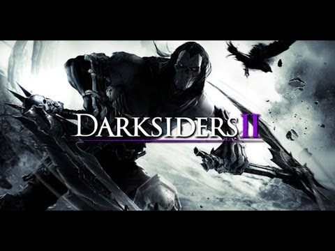 Darksiders 2 ♠ Lets Play - To Move a Mountain - Find the Lost Temple, Part 1 walkthrough→