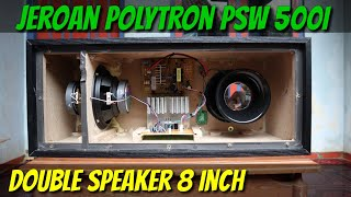 Kupas Jeroan Polytron Psw 500i Subwoofer Paling Di Cari | Peel the most searched Subwoofer innards