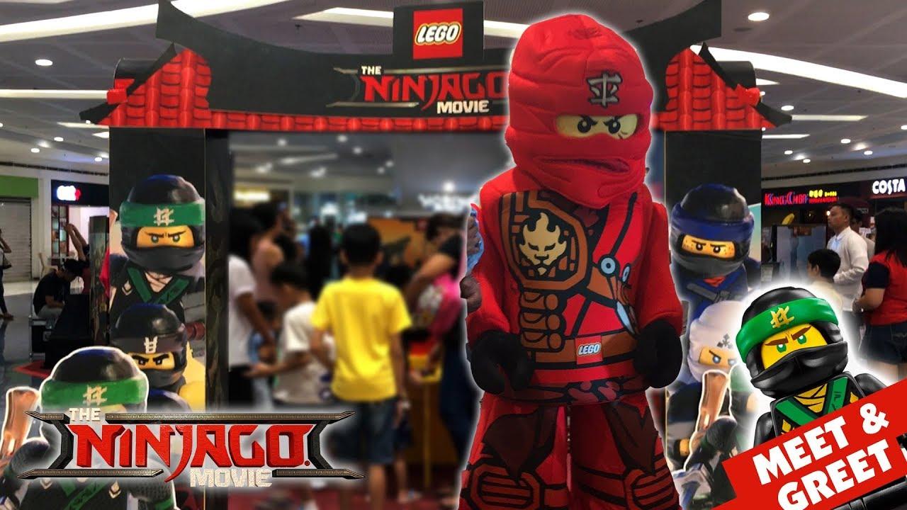 meet the characters of lego ninjago