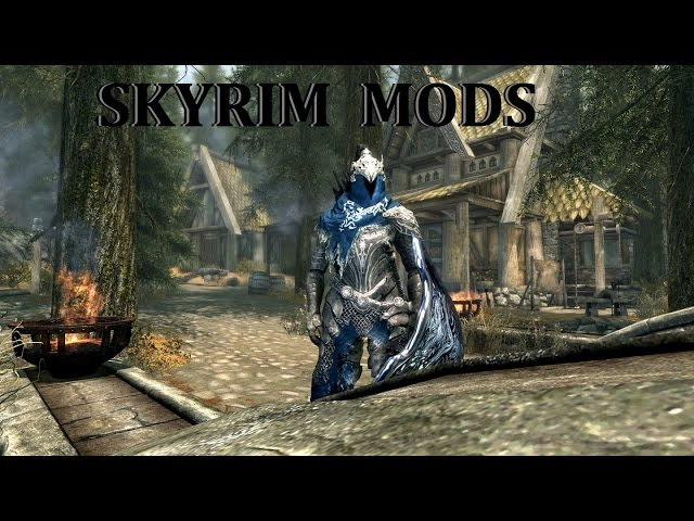 Skyrim Mods: DS Fallen Knight (FULL HDT) | GamerHow | Gamers