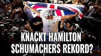 Wird Hamilton der beste Formel-1-Fahrer aller Zeiten? | 2019 United States GP Rennanalyse