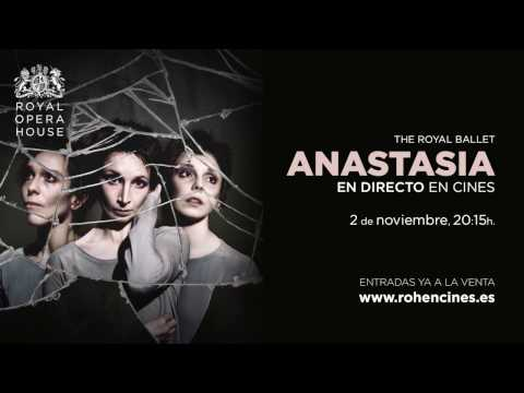 ANASTASIA - ROYAL OPERA HOUSE - LIVE 2016