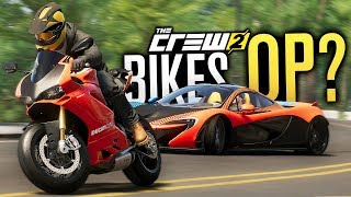 Are Bikes OVERPOWERED In The Crew 2?