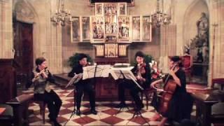 Franz Krommer - Flute quartet, D major, Op. 75